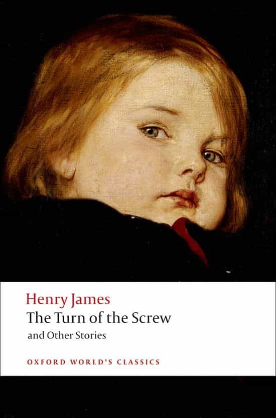 turn of the screw (oxford world s classics)-henry james-9780199536177