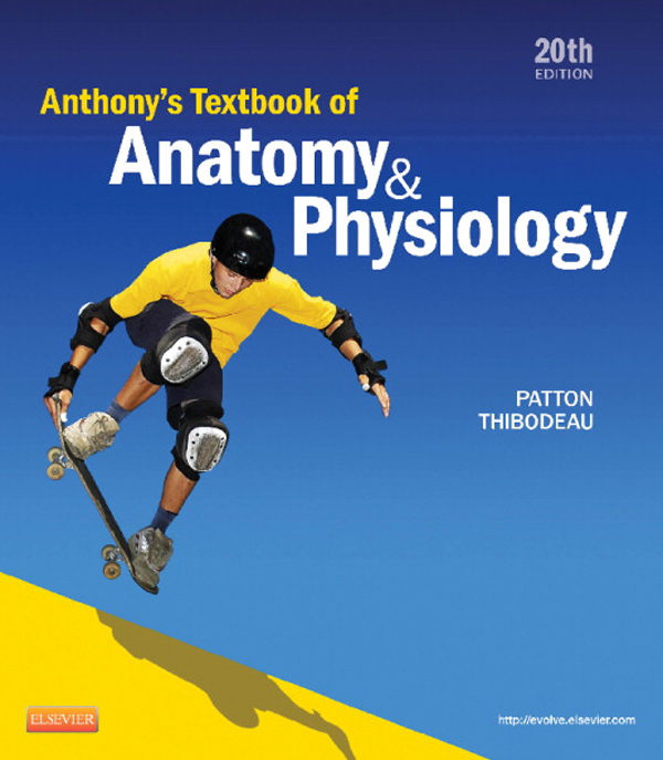 ANTHONY\'S TEXTBOOK OF ANATOMY & PHYSIOLOGY - E-BOOK EBOOK ...