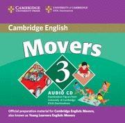 Movers 3: Cambridge Young Learners English Tests (audio Cd) por Vv.aa. epub