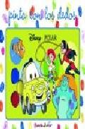 Pinta Con Los Dedos Disney/pixar (incluye 12 Laminas Y Un Set De 3 Pinturas Para Dedos No Toxicas) por Vv.aa. Gratis