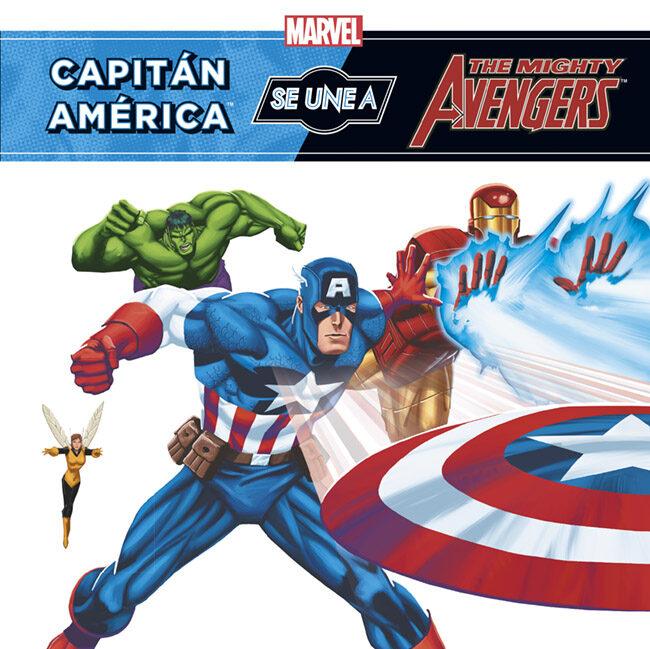 Capitan America Se Une A Los Vengadores epub