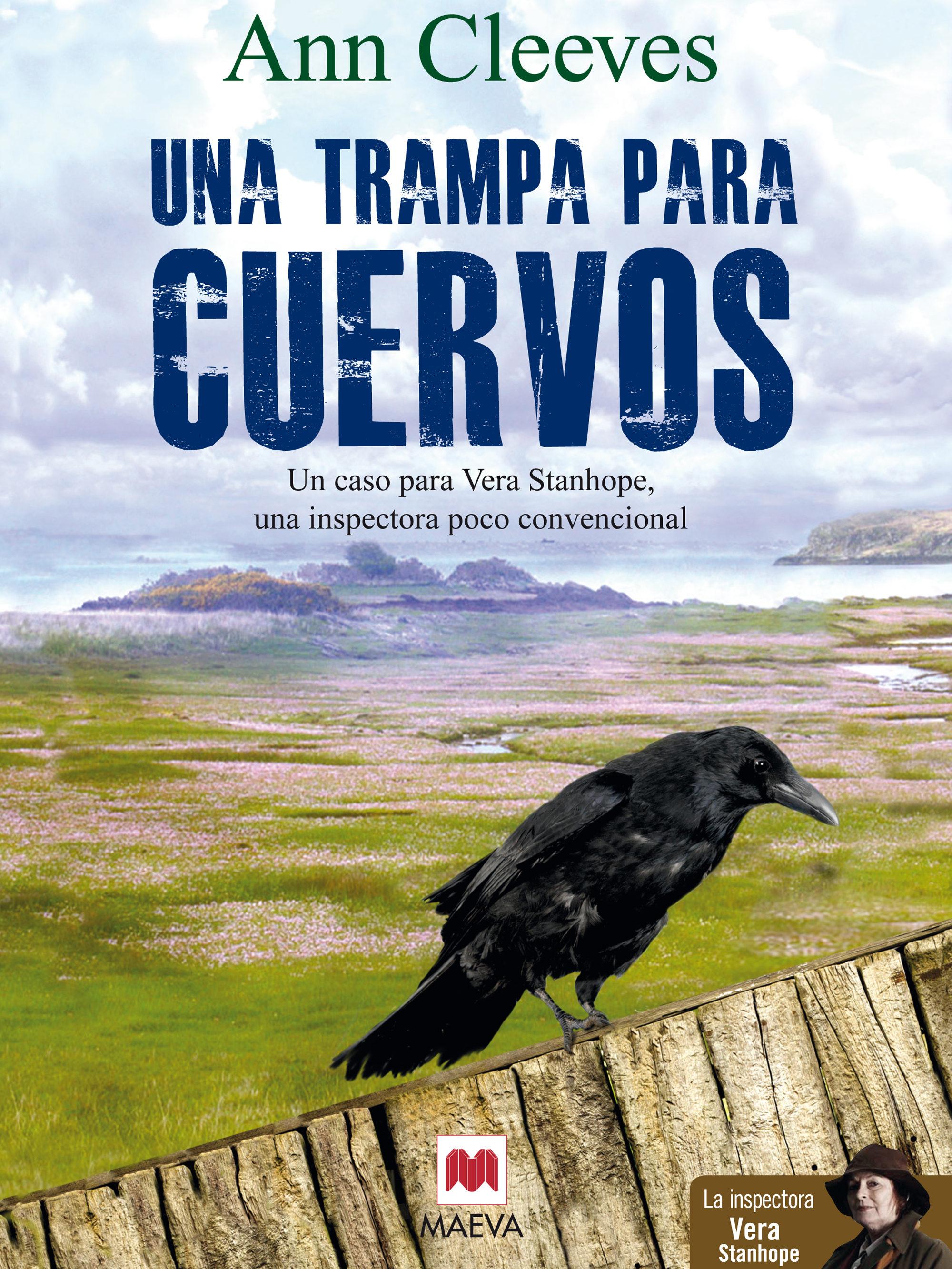 una trampa para cuervos (ebook)-ann cleeves-9788415893677