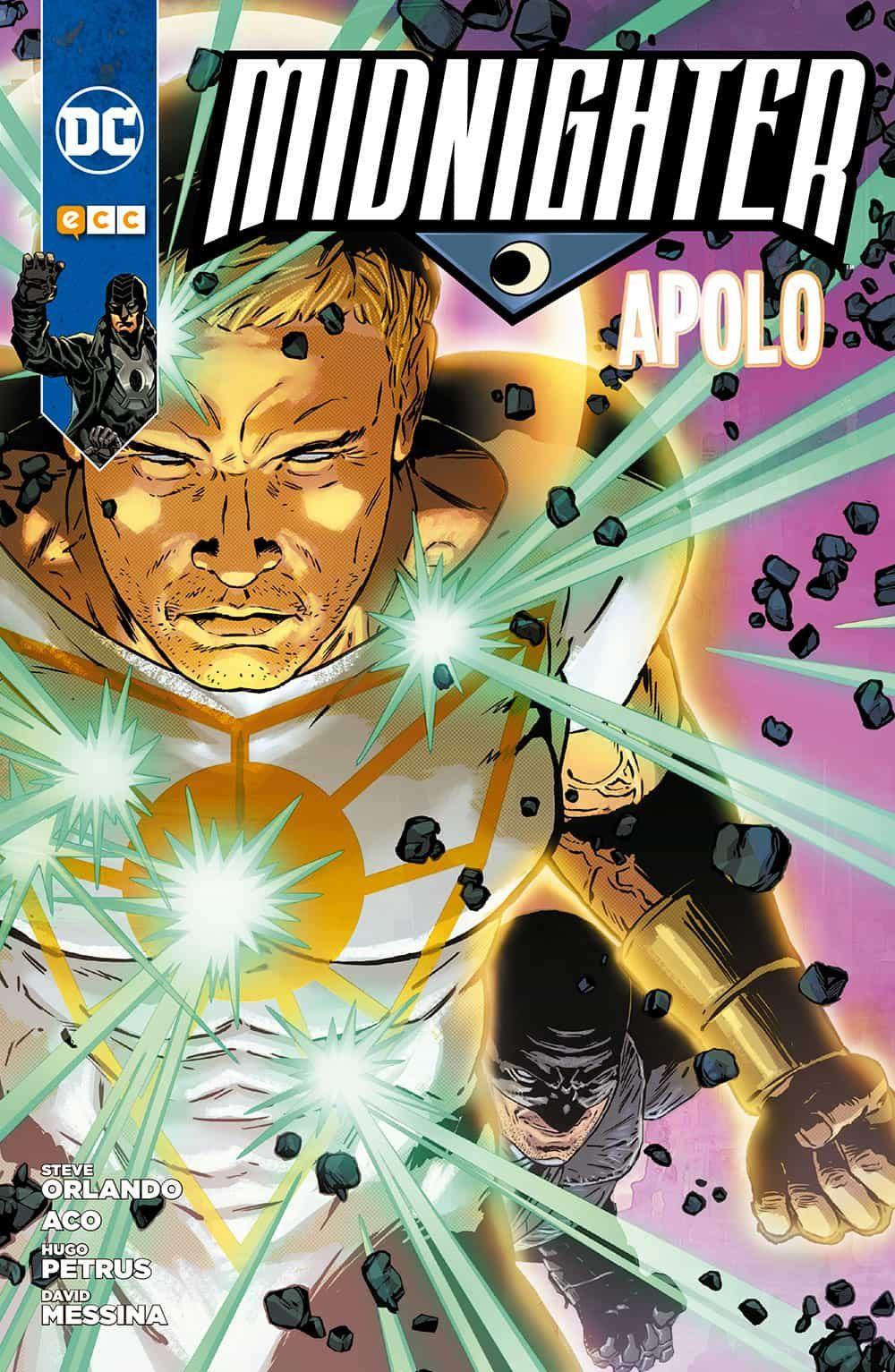 Midnighter #2: Apolo por Steve Orlando epub