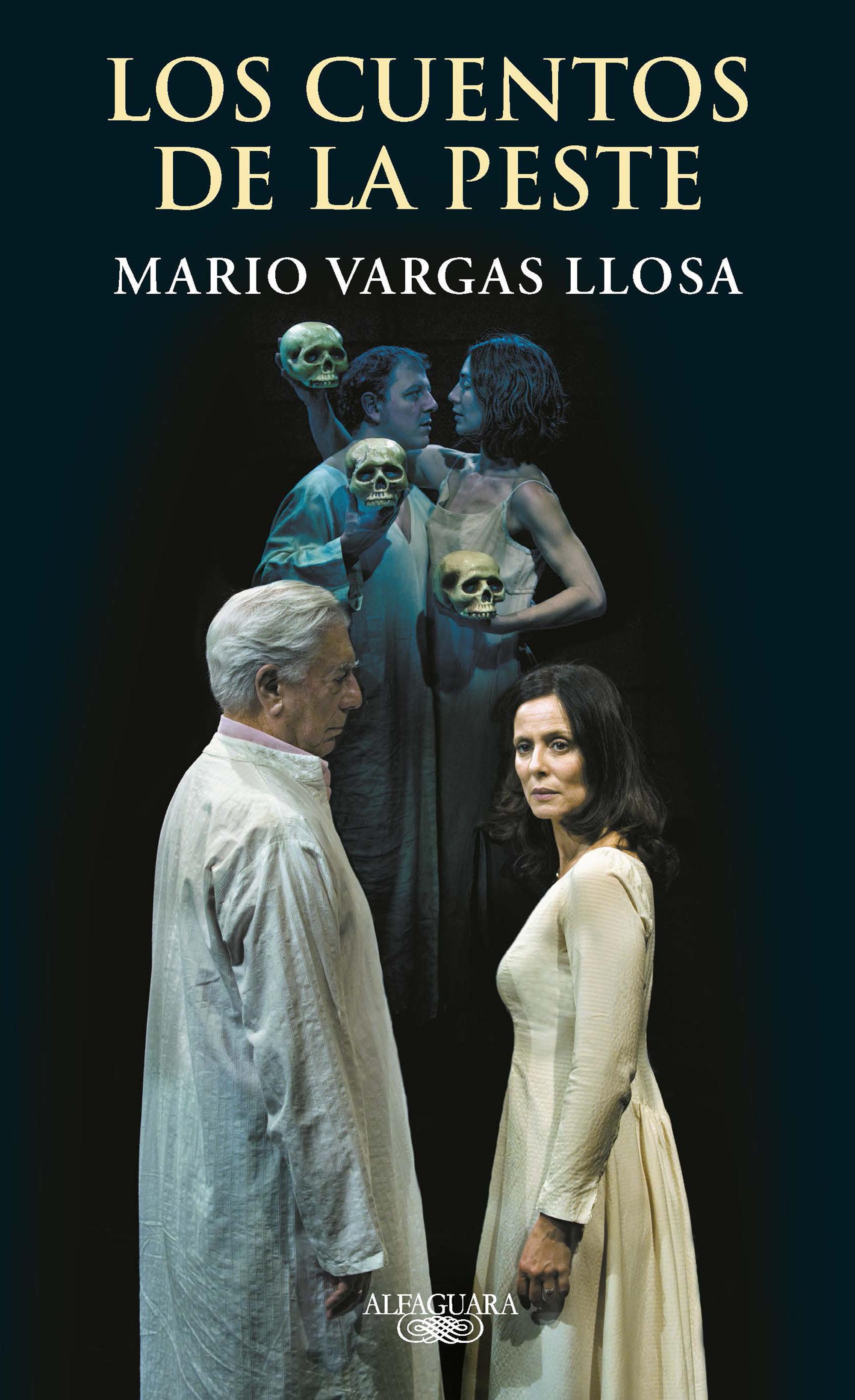 Los Cuentos De La Peste (ebook)mario Vargas Llosa9788420402277