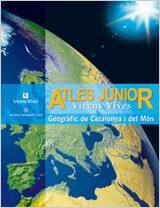 Atles Junior Geografic De Catalunya I El Mon por Vv.aa.