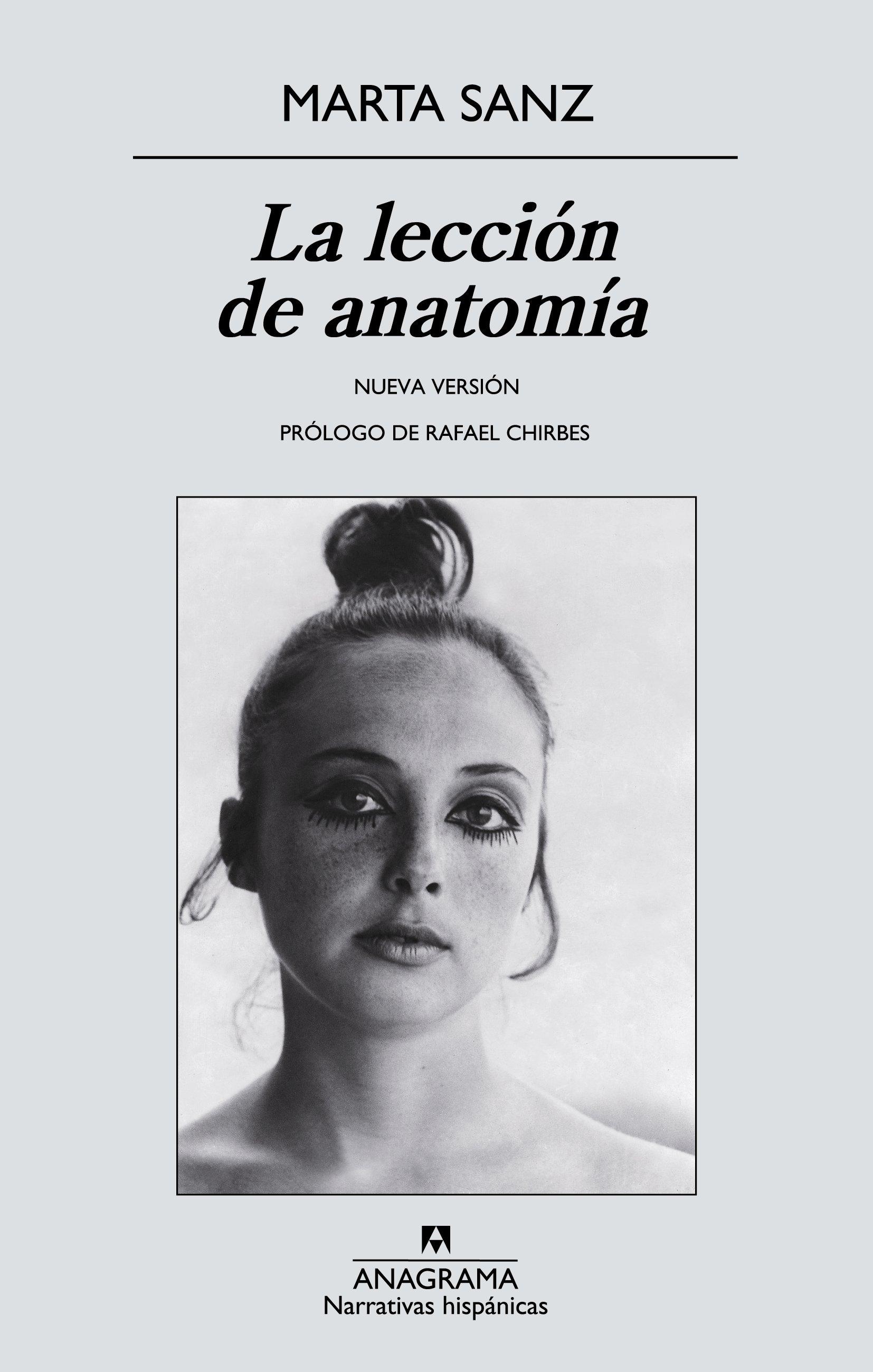 LA LECCIÓN DE ANATOMÍA | MARTA SANZ PASTOR | Comprar libro 9788433997777