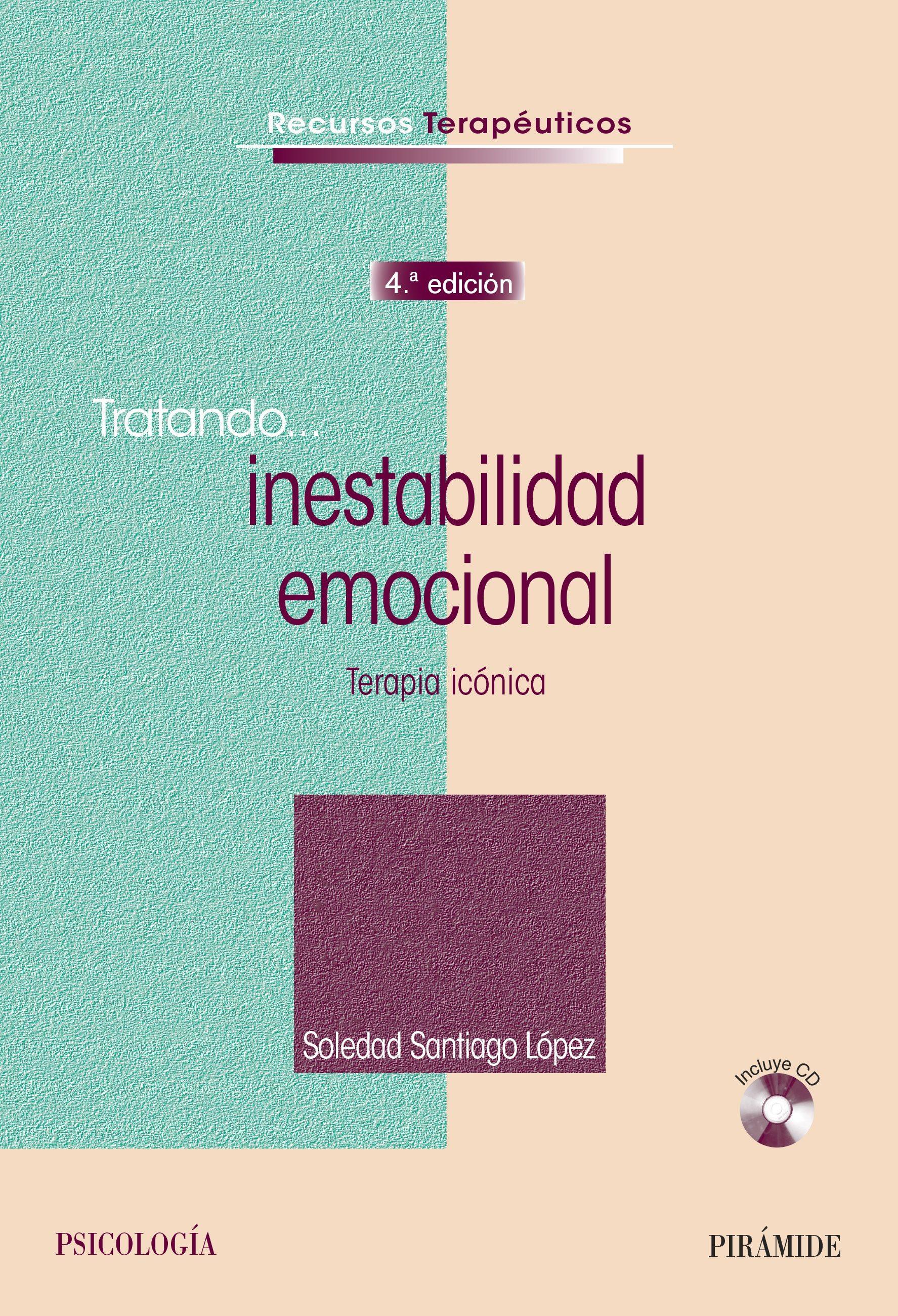Tratando... Inestabilidad Emocional   por Soledad Santiago Lopez