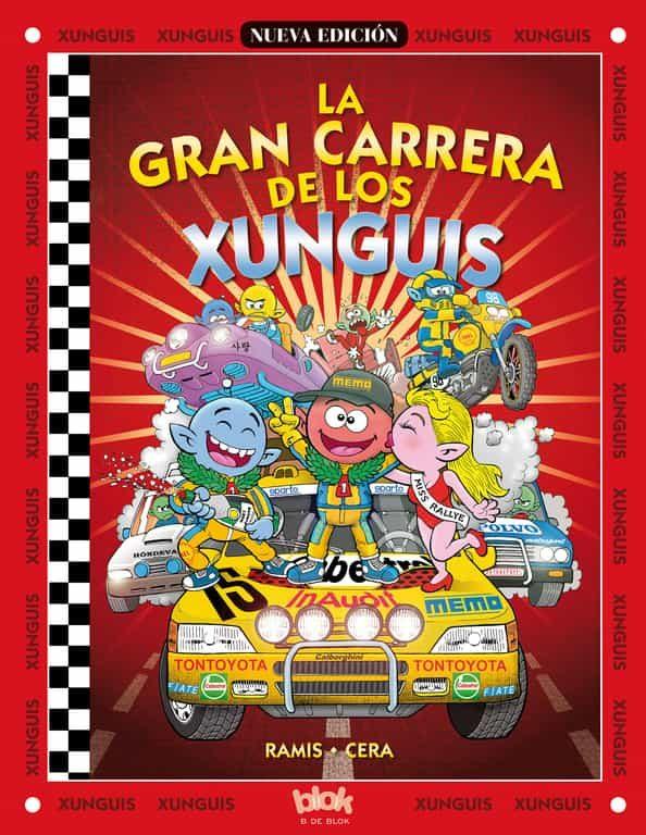 La Gran Carrera De Los Xunguis por J. C. Ramis;                                                                                    J. Cera