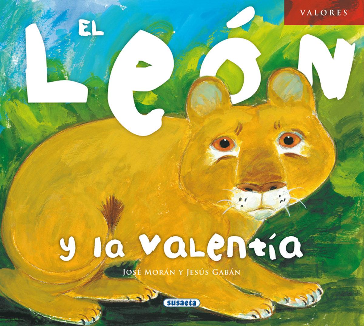 El León Y La Valentía   por Vv.aa.