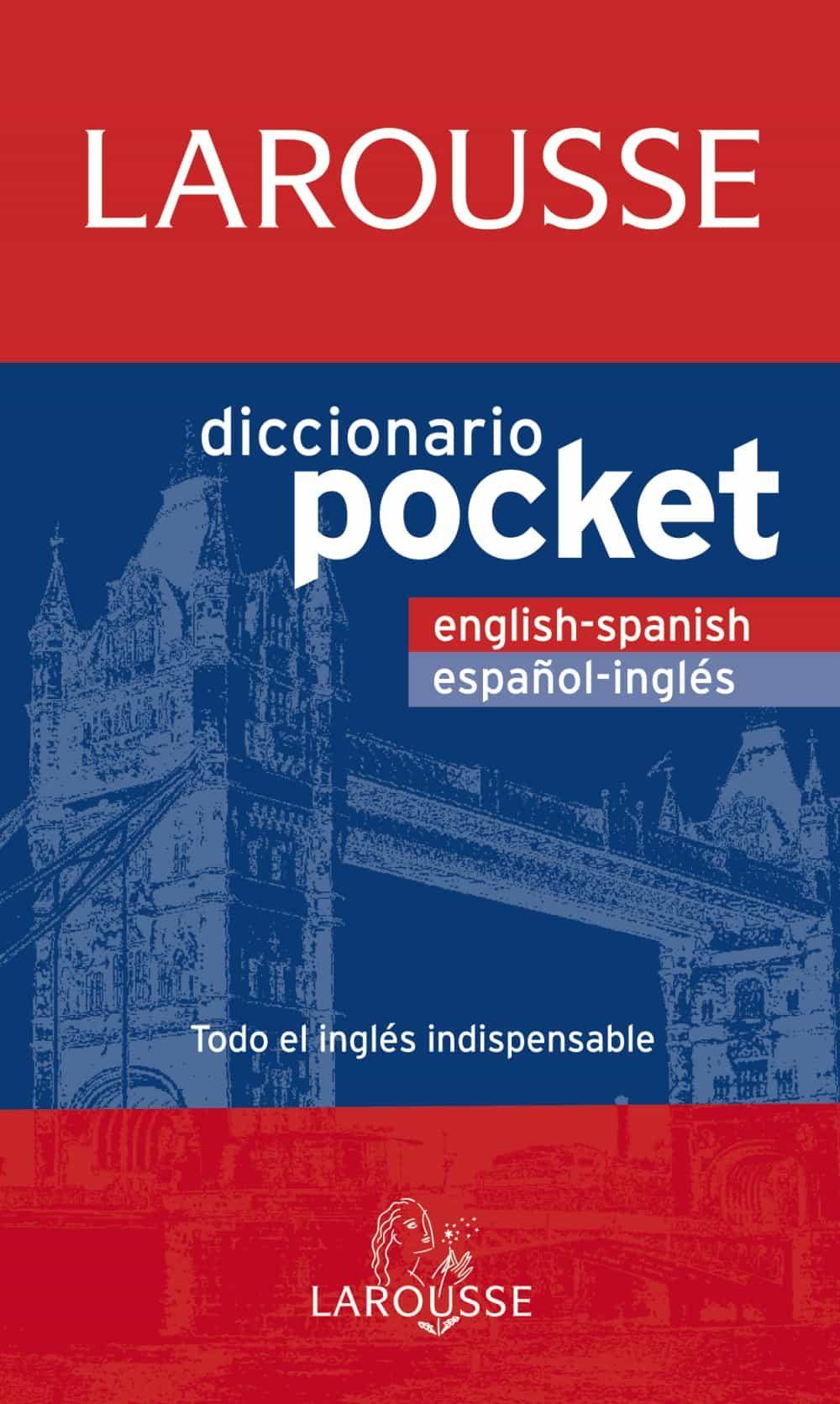 DICCIONARIO POCKET ESPAÑOL-INGLES / ENGLISH-SPANISH | VV