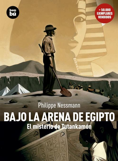 Bajo La Arena De Egipto por Philippe Nessmann epub