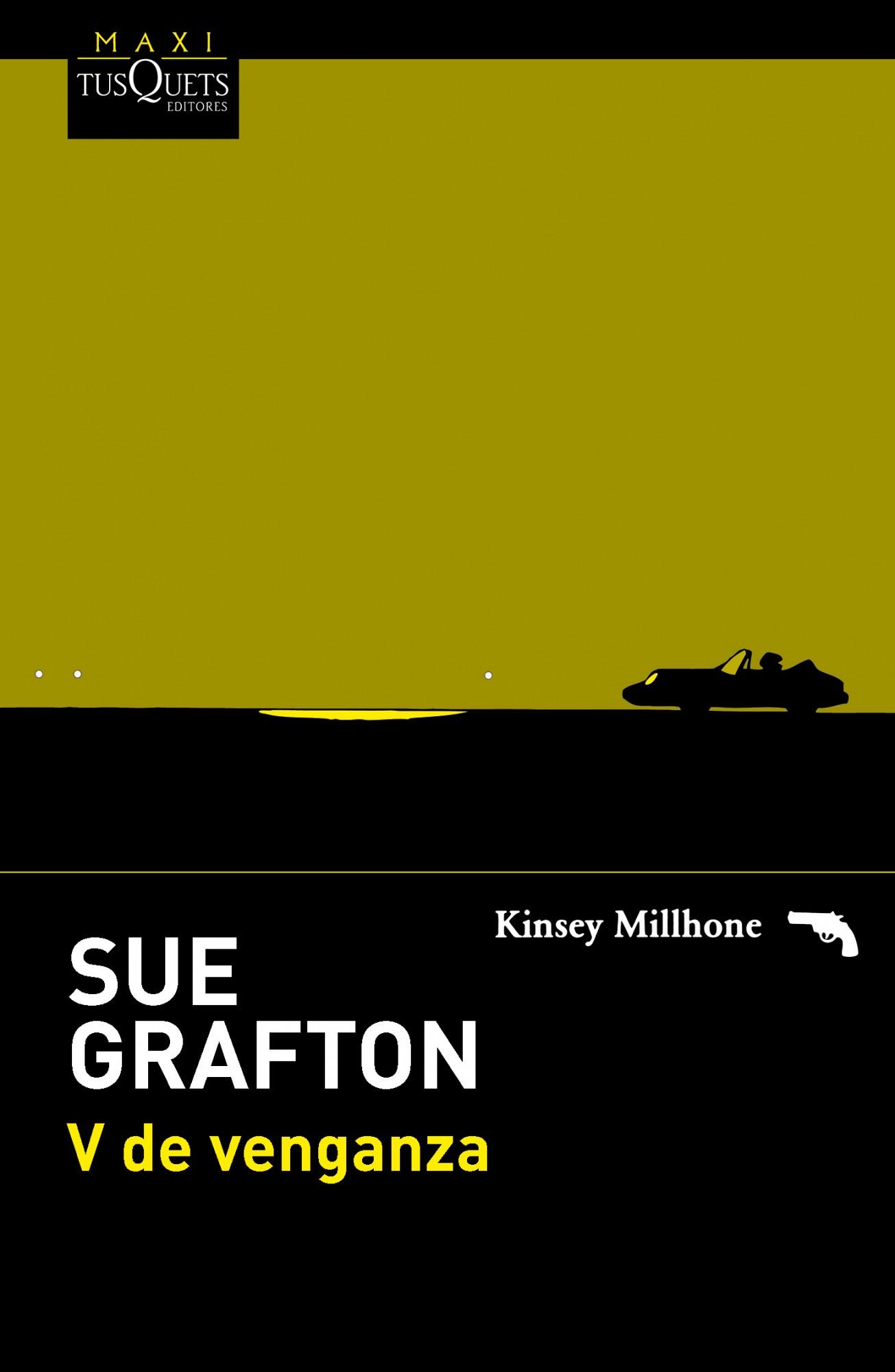V De Venganza por Sue Grafton