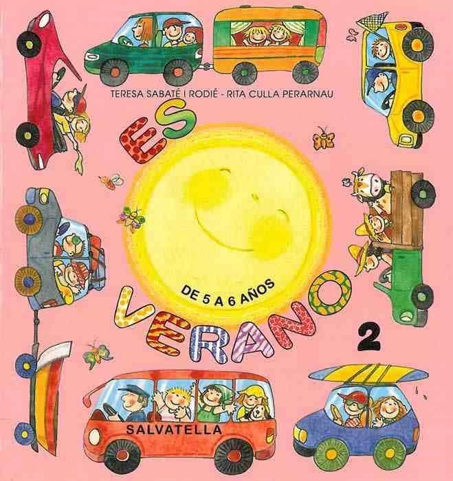 Es Verano Nº 2 por Teresa Sabate;                                                                                                                                                                                                                                   Rita C epub