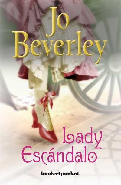(pe) lady escandalo-jo beverley-9788492516377