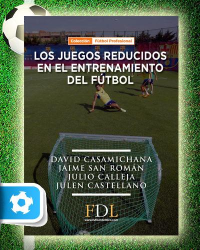 juegos reducidos en el entrenamiento del futbol-9788494298677