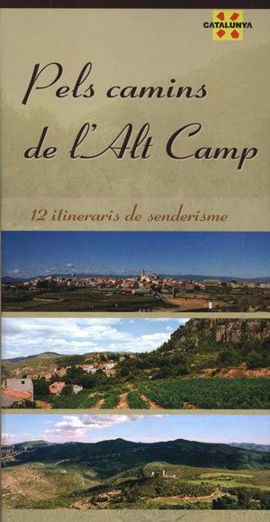 Pels Camins De L Alt Camp: 12 Itineraris De L Alt Camp por Vv.aa. Gratis
