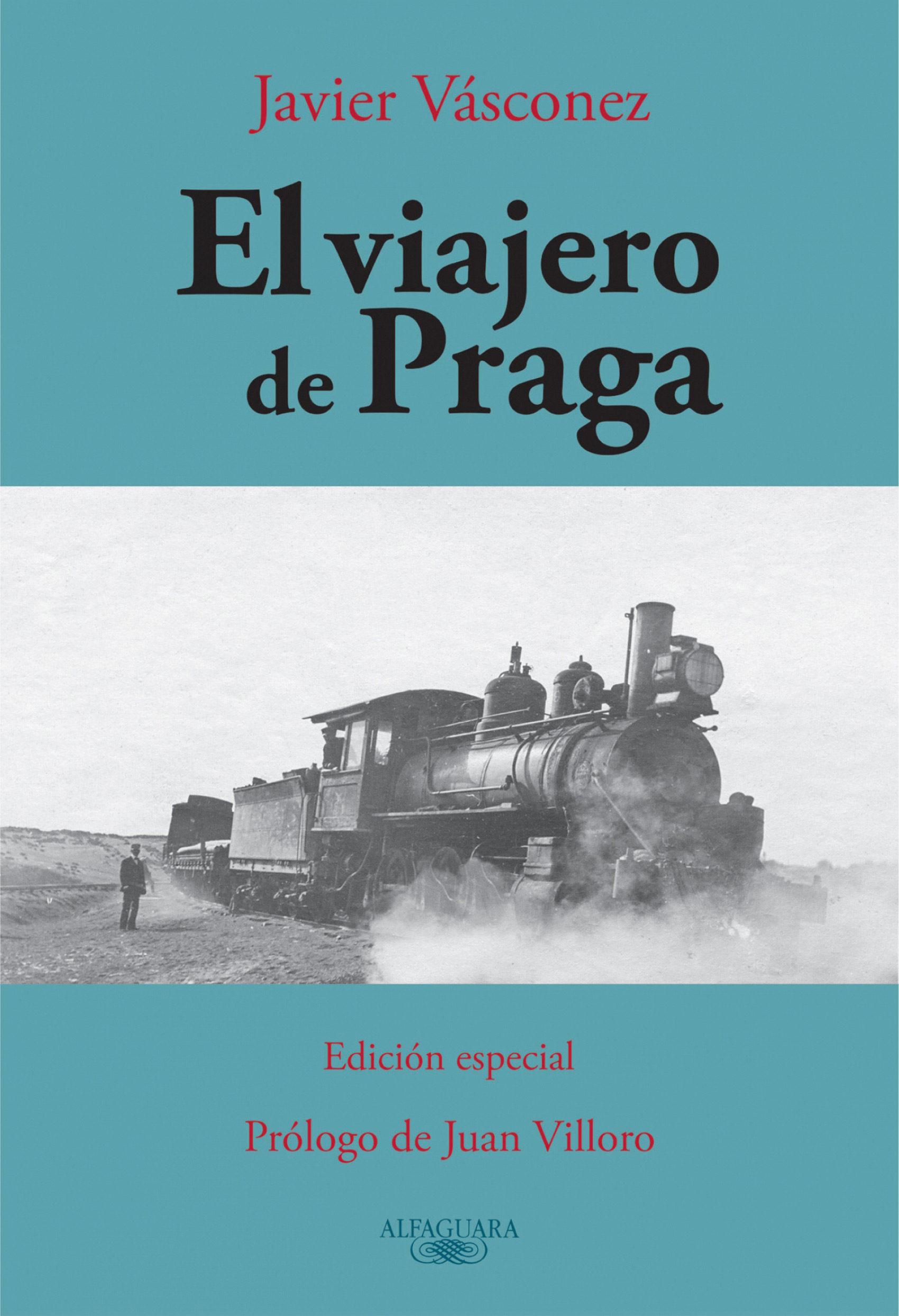 Resultado de imagen de El viajero de Praga