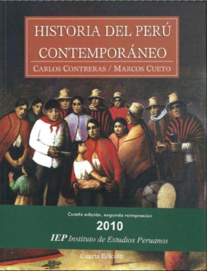 HISTORIAS DEL PERU CONTEMPORANEO (4ª ED.) | CARLOS CONTRERAS ...