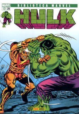 Bm Hulk Nº 21 por R. Thomas;                                                                                                                                                                                                          G. Conway;                           epub