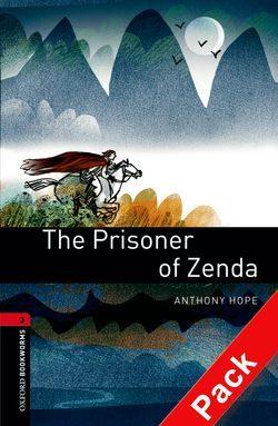 descargar PRISONER OF ZENDA (INCLUYE CD) (OBL 3: OXFORD BOOKWORMS LIBRARY) pdf, ebook