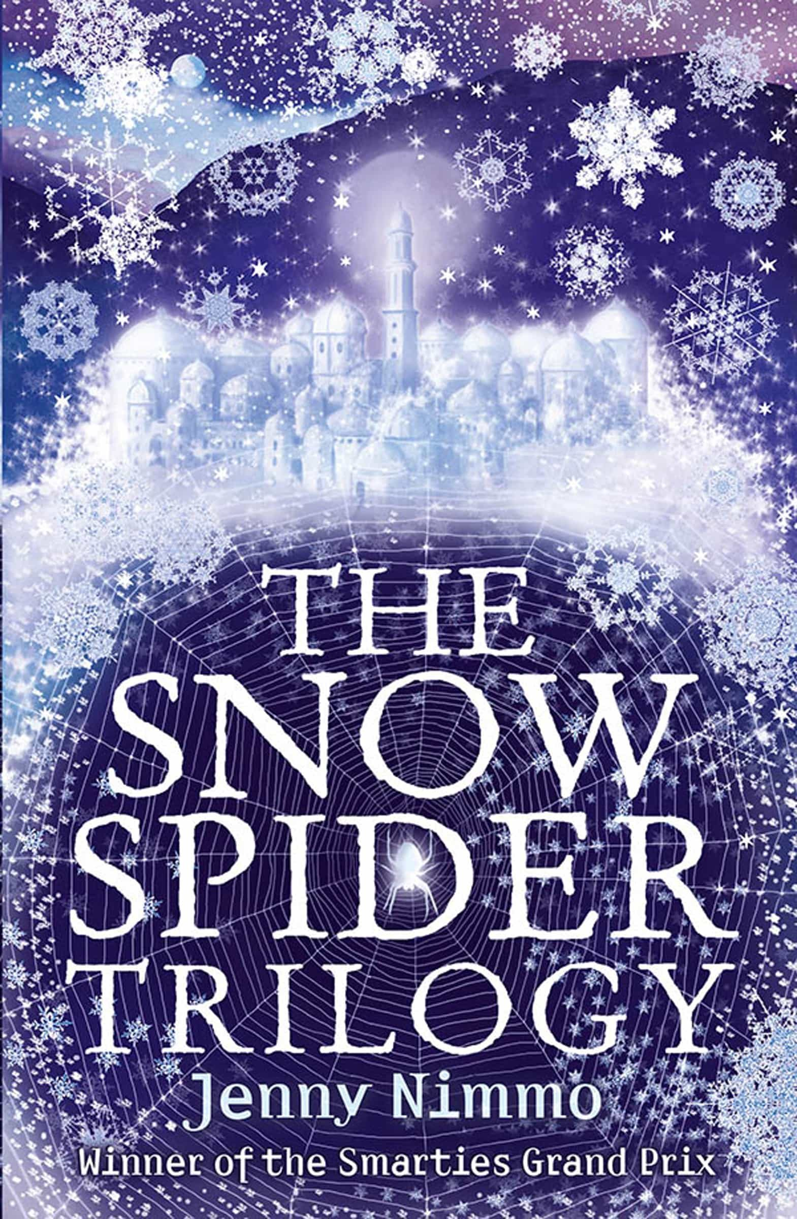 The Snow Spider Trilogy (ebook)jenny Nimmo9781780311487