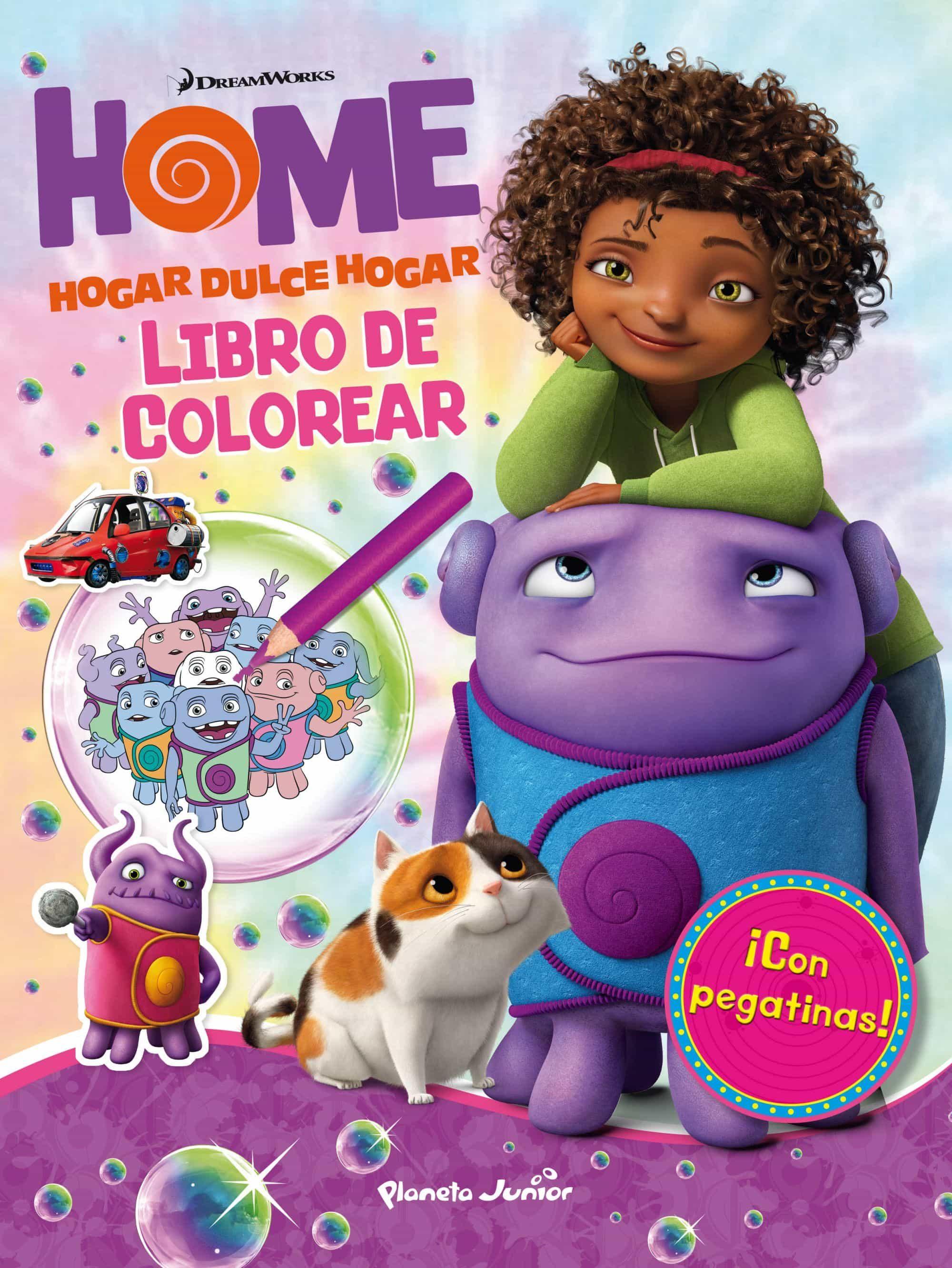 HOME. LIBRO DE COLOREAR: HOGAR, DULCE HOGAR | VV.AA. | Comprar libro ...