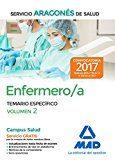 enfermero/a del servicio aragonés de salud. temario específico volumen 2-9788414206287