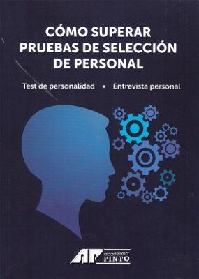 Como Superar Pruebas De Seleccion De Personal por Vv.aa.