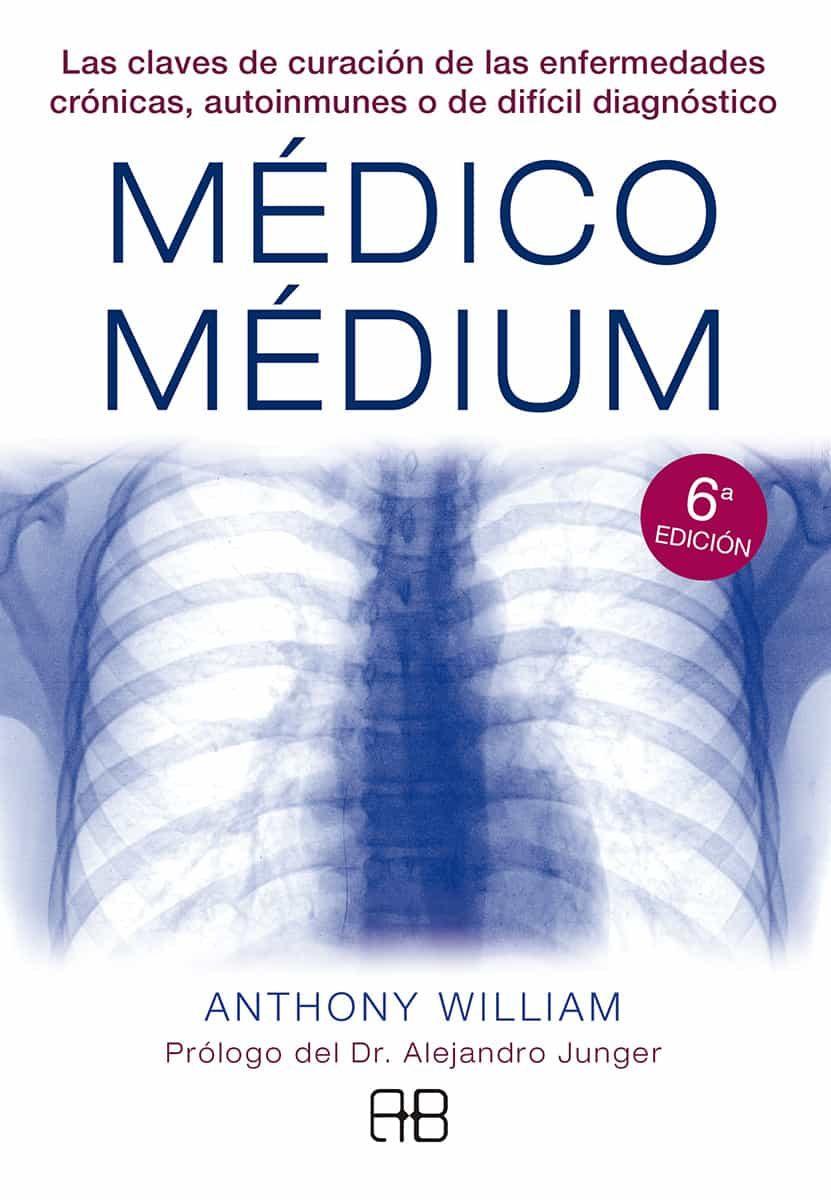 Médico Médium por William Anthony epub