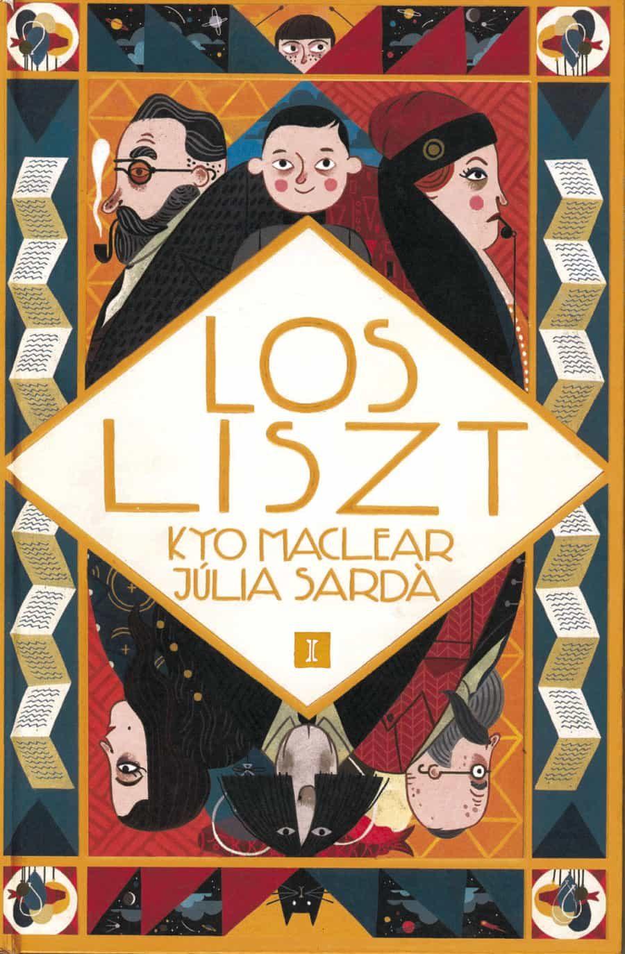 Los Liszt por Kyo Maclear