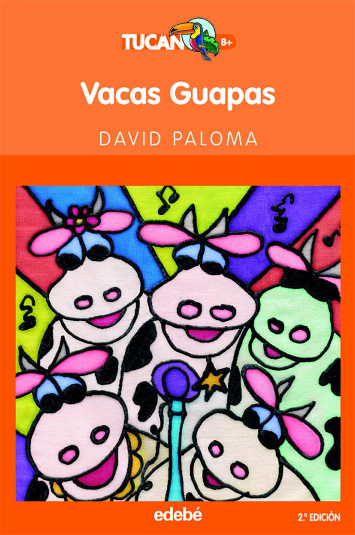 vacas guapas-david paloma-9788423675487