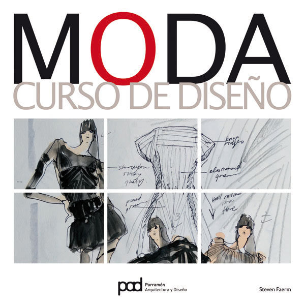 moda: curso de diseño-steve faerm-9788434237087