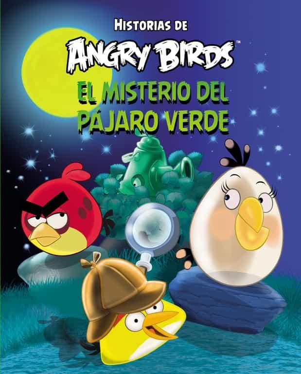 Resultado de imagen de angry birds el misterio del pajaro verde