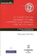 Igualdad Efectiva De Mujeres Y Hombres A Partir De Ley Organica 3 /07 22 De Marzo por Maria Antonia Castro Argüelles epub
