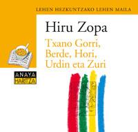 (blister) Txano Gorri, Berde, Hori, Urdin Eta Zuri por Varios Autores epub