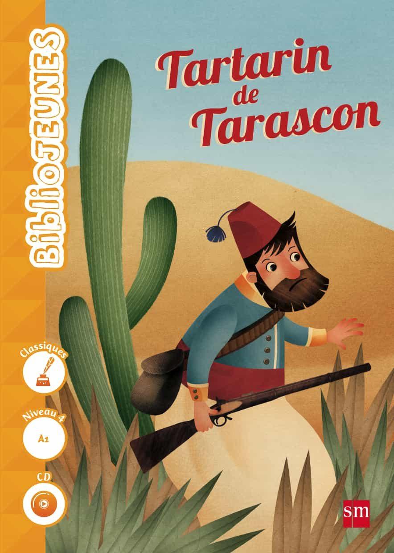 tartarin de tarascon. niveau 4 (a1)-9788467577587