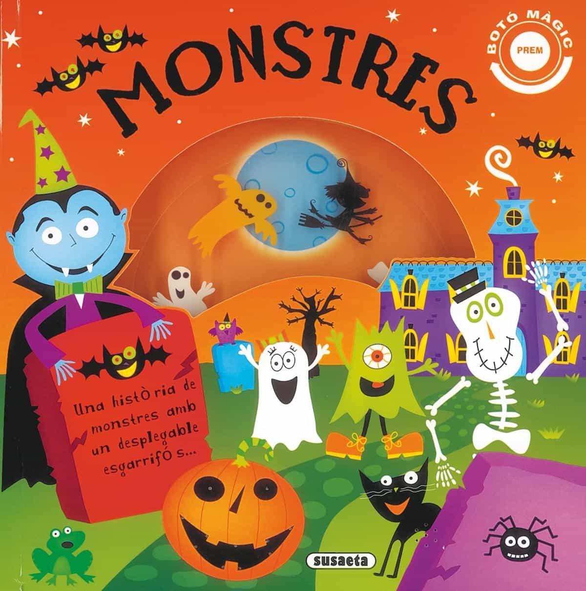 Monstres (boto Magic) por Vv.aa. epub