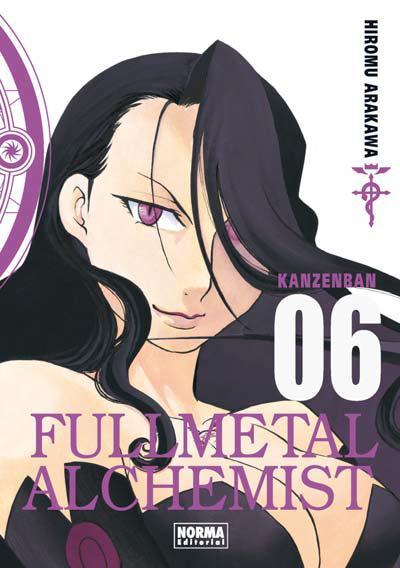 fullmetal alchemist kanzenban 6-hiromu arakawa-9788467913187