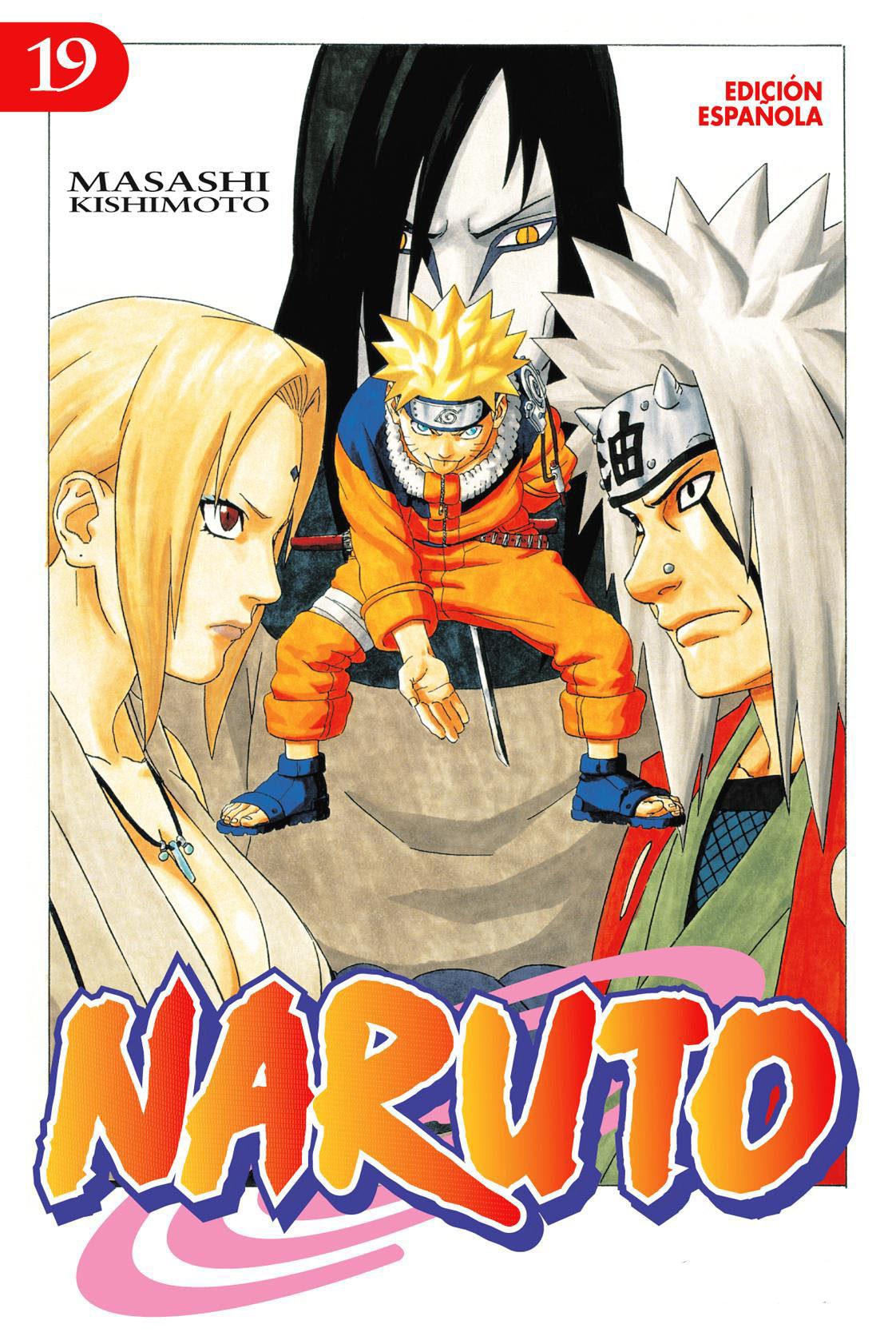 Naruto Nº 19 (de 72)(edt) por Masashi Kishimoto epub