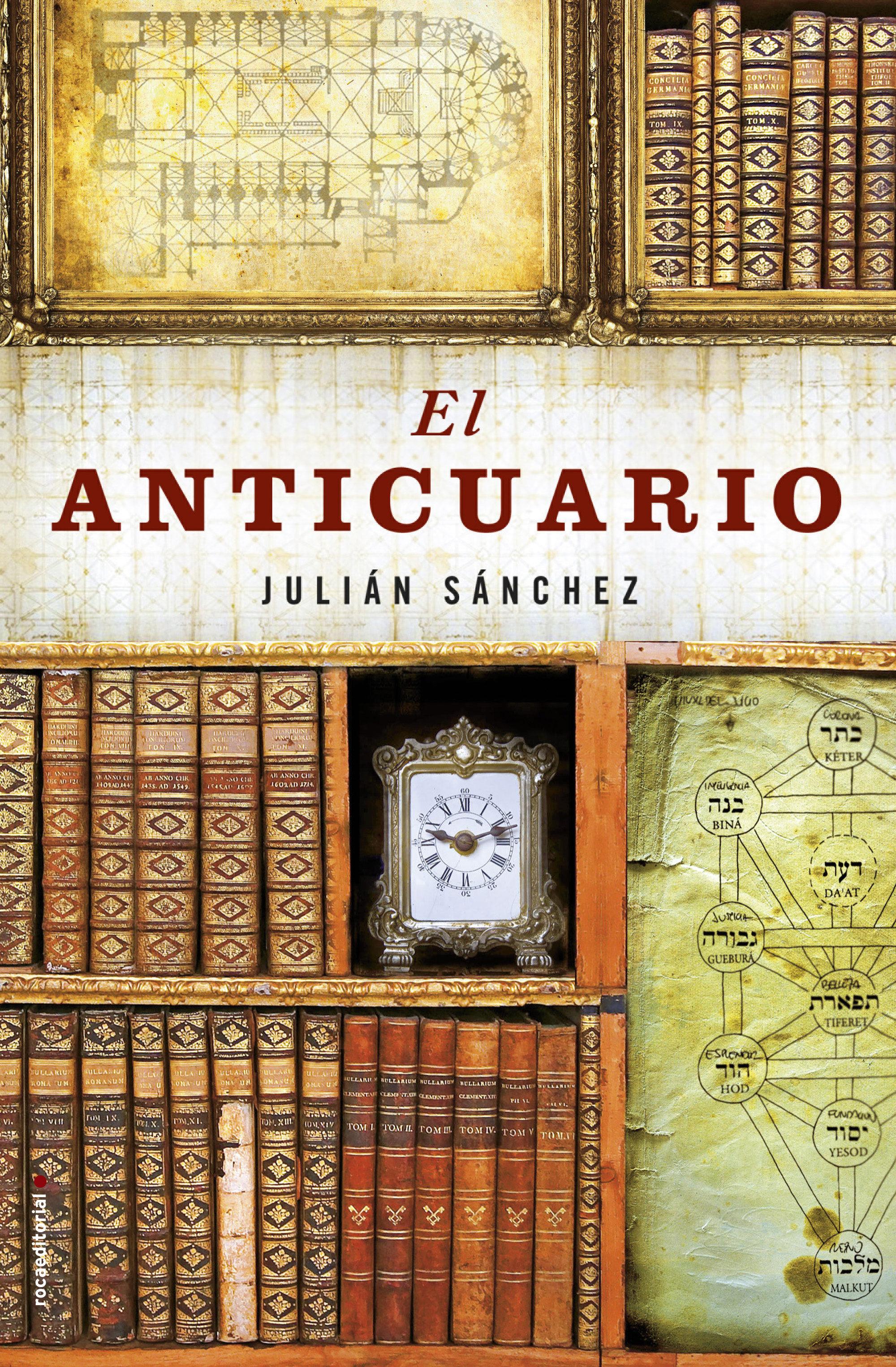 El anticuario ebook julian sanchez 9788499180687