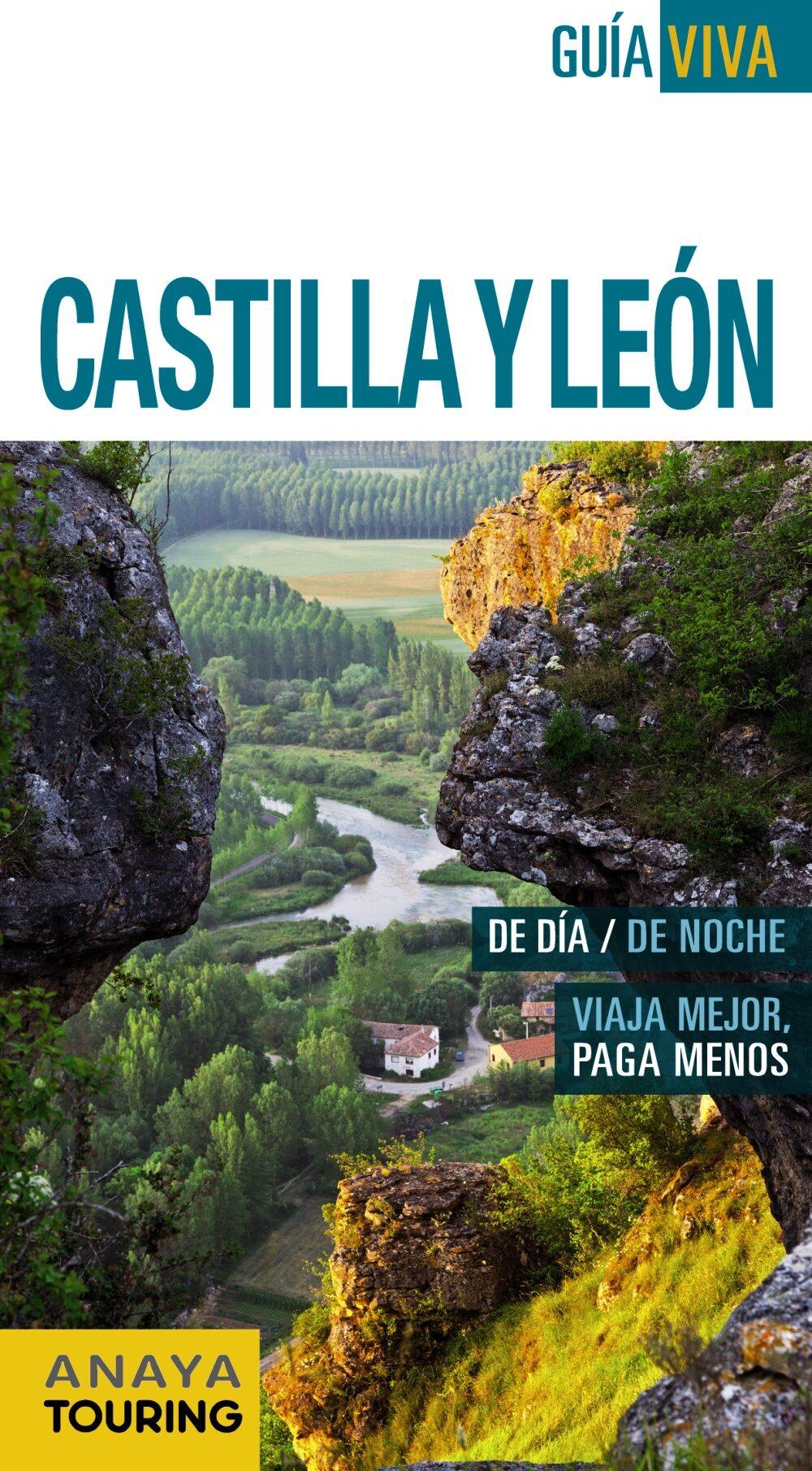castilla y leon 2016 (guia viva)-9788499357287