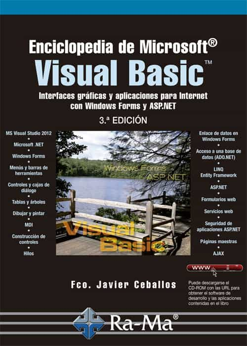 enciclopedia de microsoft visual basic ebook fco javier