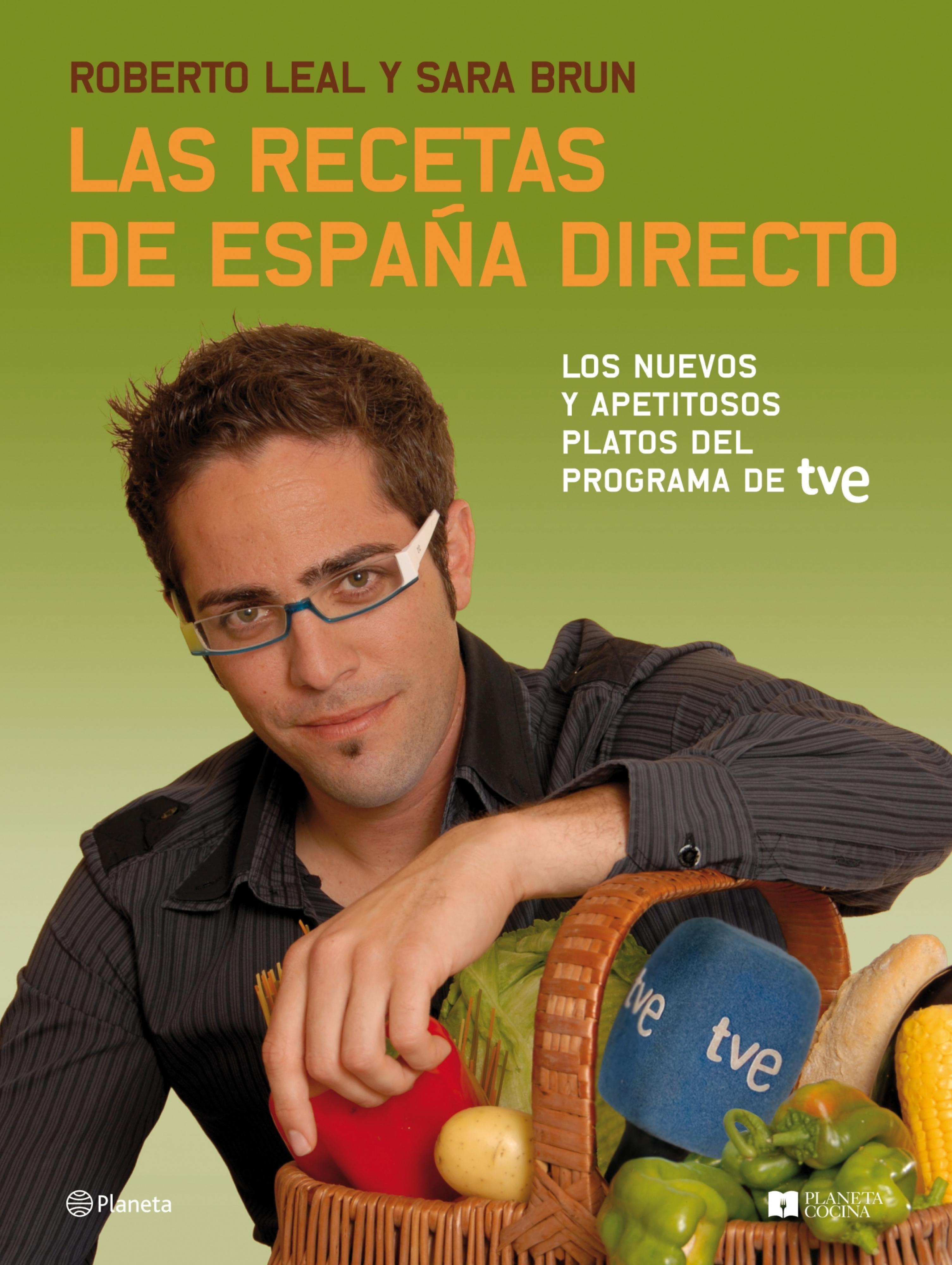 Recetas De Cocina De España Directo | Las Recetas De Espana Directo Ebook Sara Brun Descargar Libro