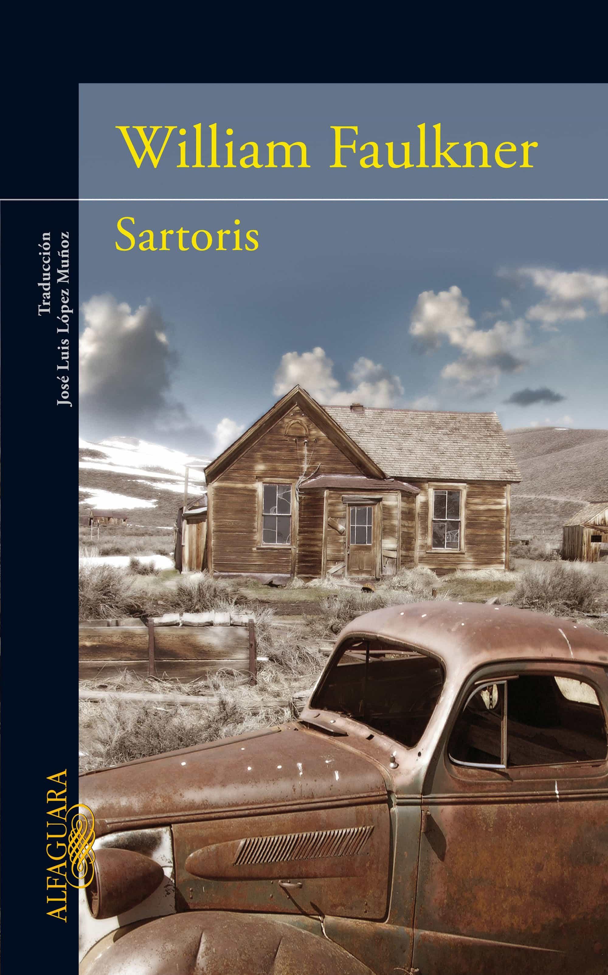 Sartoris ebook william faulkner 9788420404097