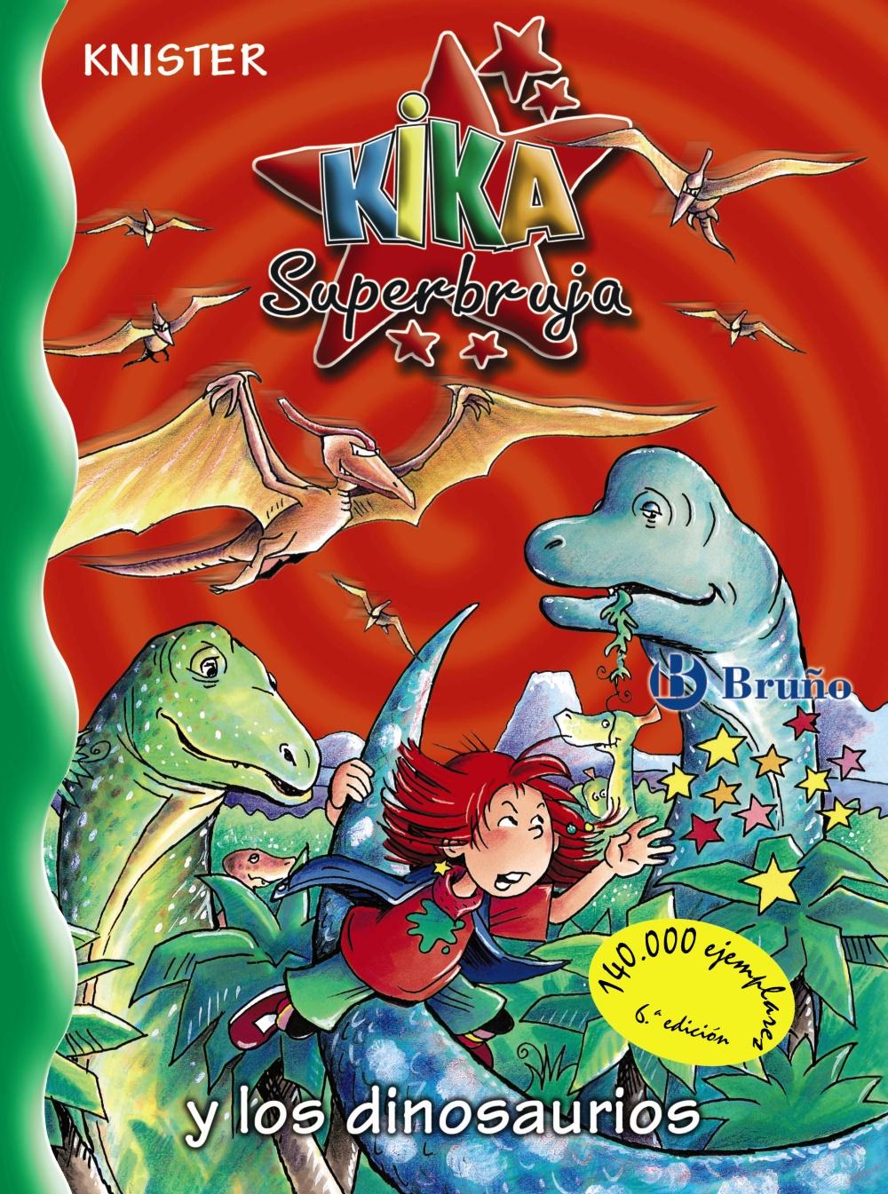 Resultado de imagen de kika superbruja y los dinosaurios