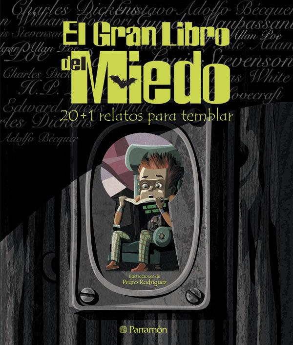 El Gran Libro Del Miedo 20+1 Relatos Para Temblar por Vv.aa. epub