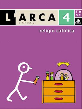 L Arca 4 Religio Catolica Primaria por Vv.aa.