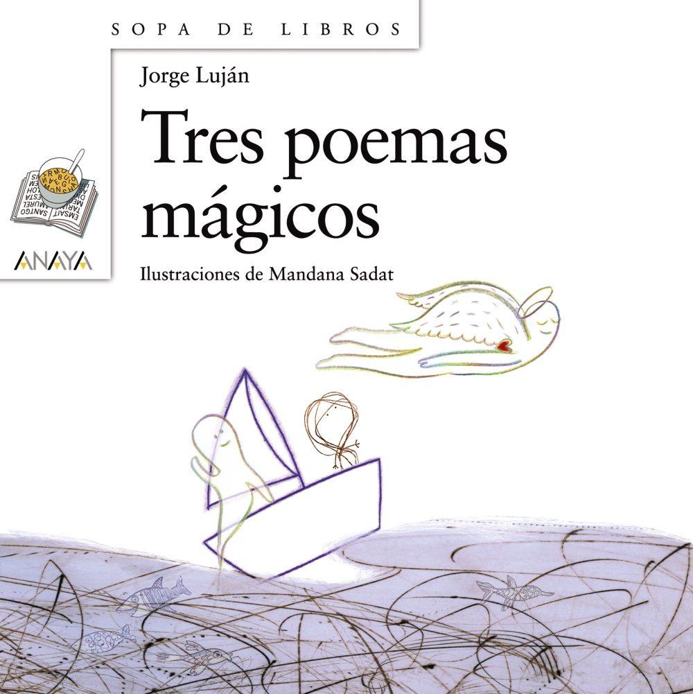 Tres Poemas Magicos por Jorge Elias Lujan epub