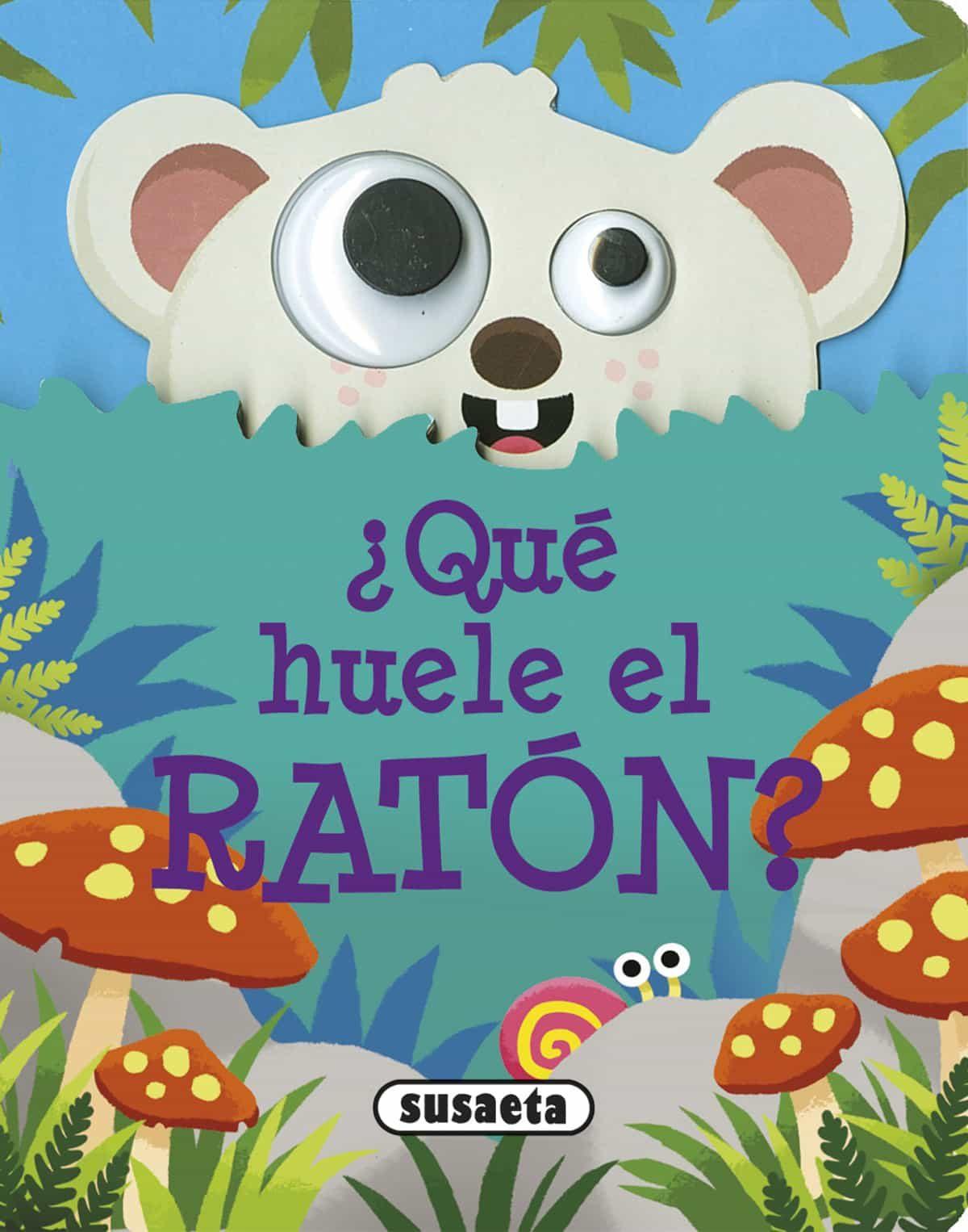 ¿qué Huele El Ratón? por Vv.aa.