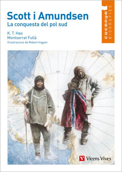 2. scott i amundsen. la conquesta del pol sud-kuang tsae hao-9788468213897